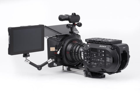 Wooden Camera UMB-1 Universal Mattebox (Swing Away)