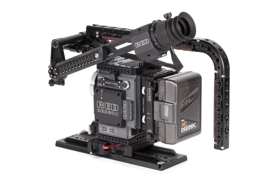 Wooden Camera AIR EVF Extension Arm (RED DSMC2 EVF)
