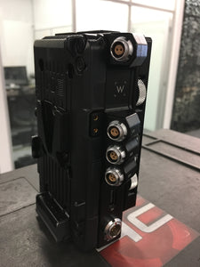 Demo Stock DSMC2 Wooden Camera D-box V Mount