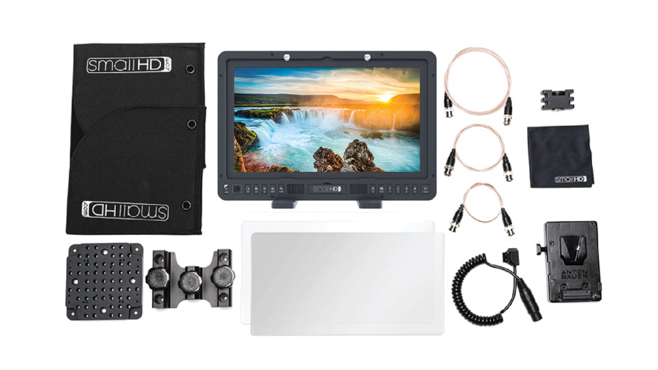 SmallHD 1703 P3X V-Mount Bundle