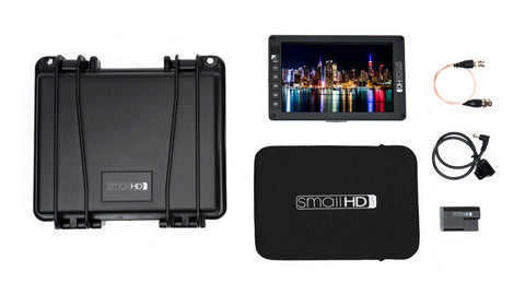 SmallHD 702 OLED Preorder Bundle