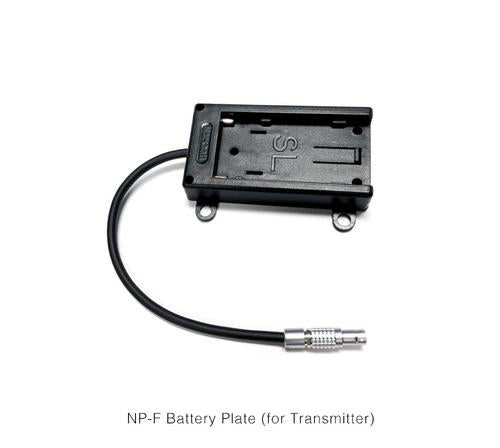 Paralinx NP-F Battery Plate