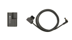 SmallHD DCA5 + Dtap to barrel connector (36 inches)