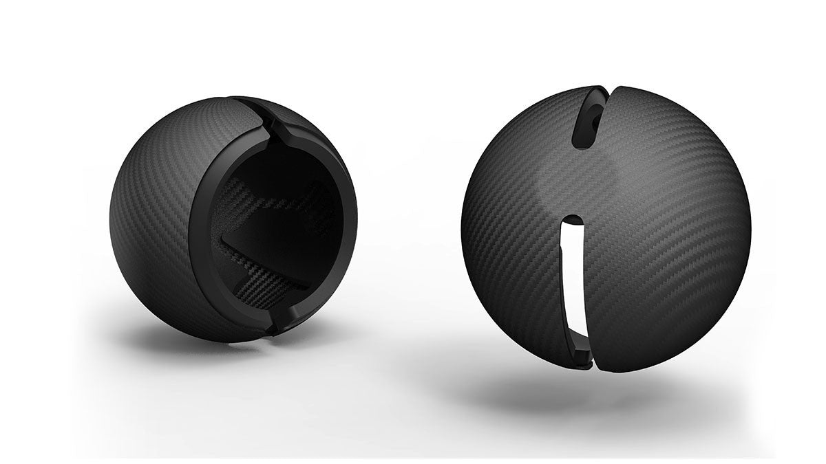 OZO LENSES CARBON COVER