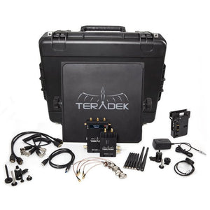 Teradek Bolt 1000 Deluxe Kit SDI/HDMI Wireless Video Transceiver Set