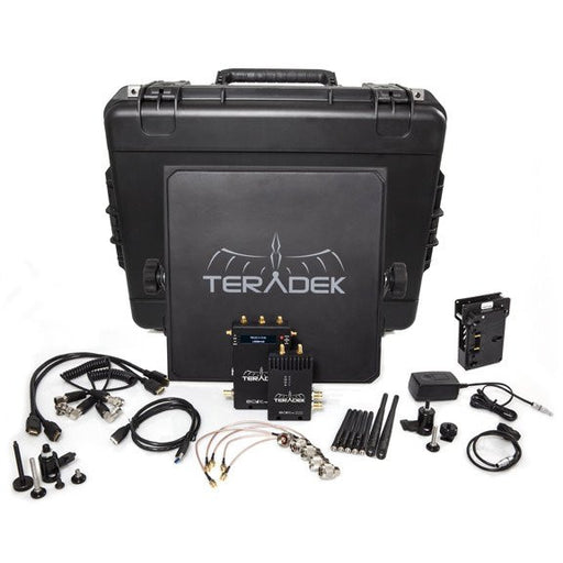 Teradek Bolt 3000 Deluxe Kit SDI/HDMI Wireless Video Transceiver Set