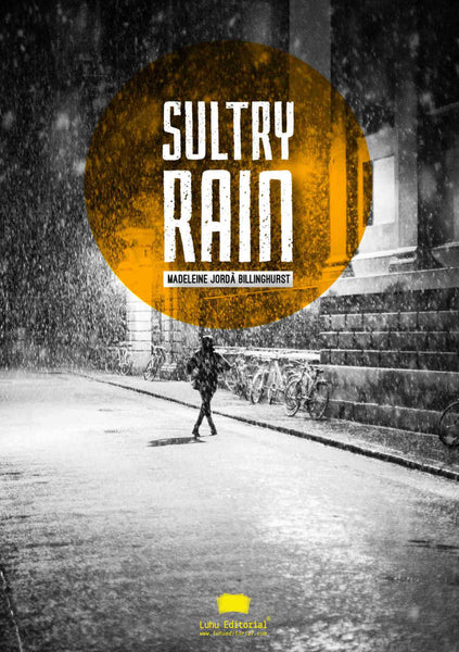 poetry book Sultry Rain