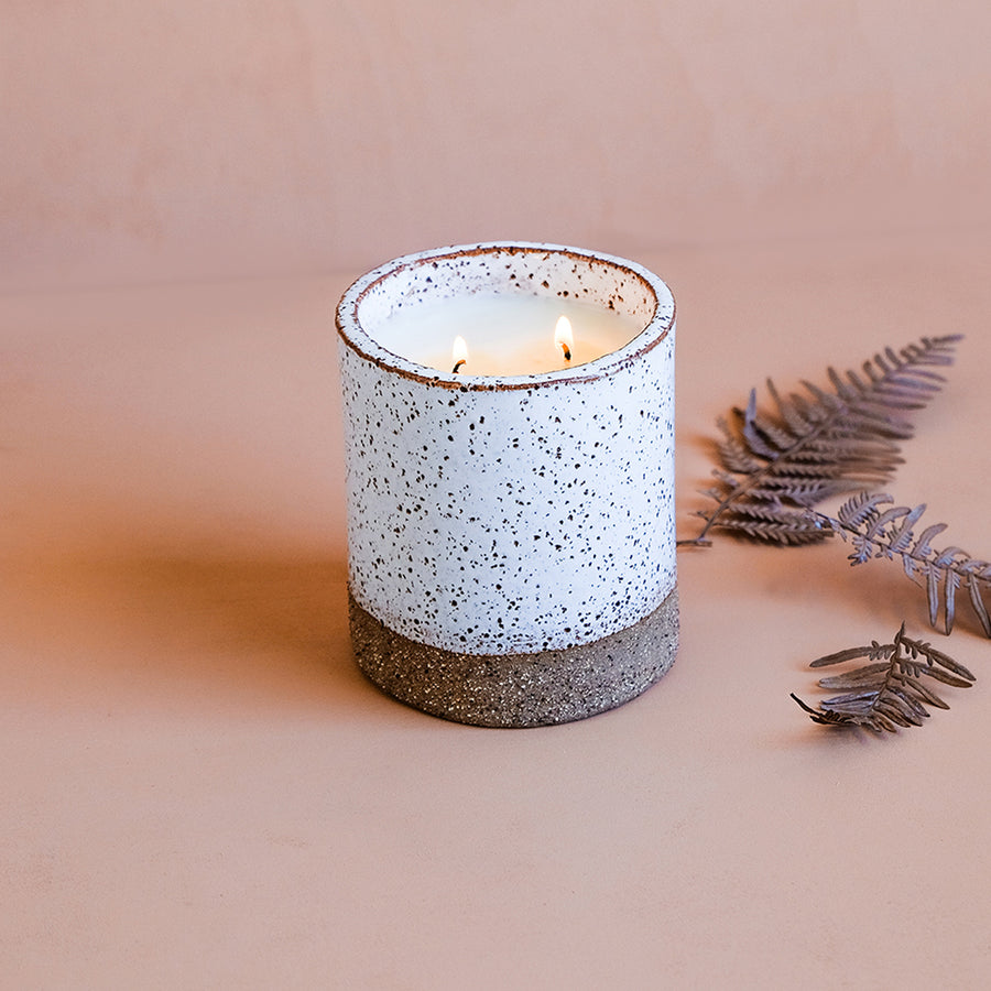 Posie x Jenn Johnston / CLAY Candle
