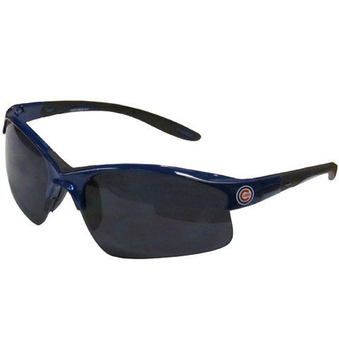 Chicago Cubs Blade Sunglasses