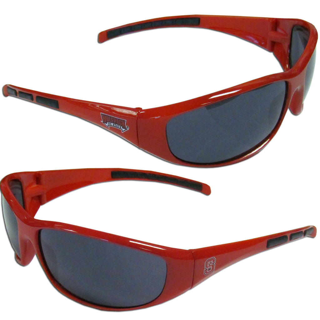 N. Carolina St. Wolfpack Wrap Sunglasses