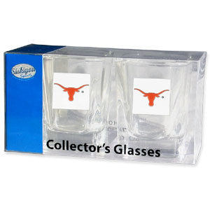 Texas Longhorns Shot Glass
