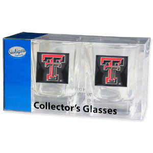 Texas Tech Raiders Shot Glass