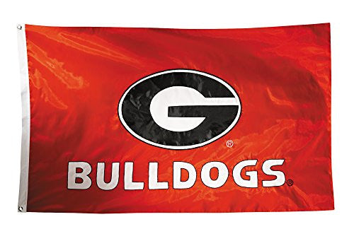 2-sided Nylon Applique 3 Ft x 5 Ft Flag w/ grommets - 33007