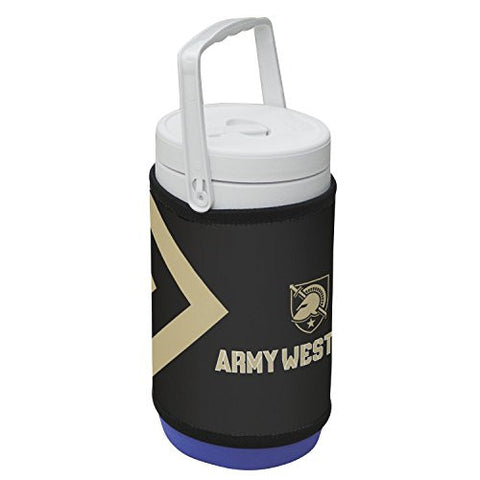 810005ARMY-003 Army West Point Black Knights 1/2 Gallon Rappz Cooler Cover