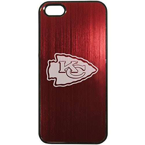 Kansas City Chiefs Etched iPhone 5/5S Etched Case