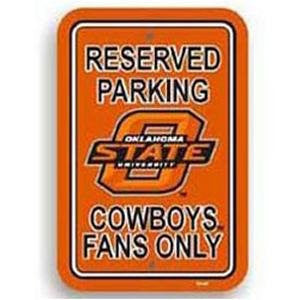 "12"" X 18"" Plastic Parking Sign - 50252"