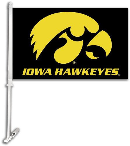 Car Flag W/Wall Brackett - 97124