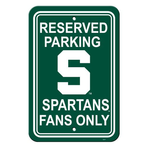 "12"" X 18"" Plastic Parking Sign - 50239"
