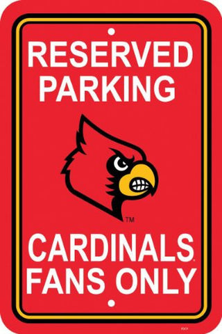 "12"" X 18"" Plastic Parking Sign - 50232"
