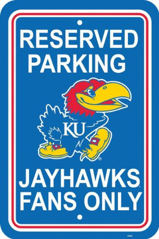 "12"" X 18"" Plastic Parking Sign - 50229"