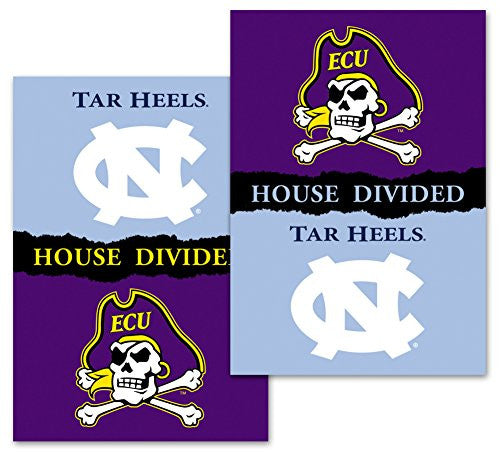 "2-Sided 28"" X 40"" Banner W/ Pole Sleeve House Divided - 96288"