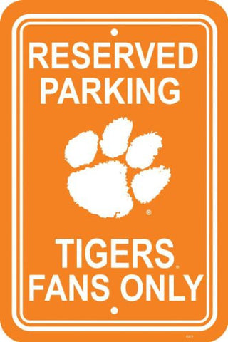 "12"" X 18"" Plastic Parking Sign - 50211"