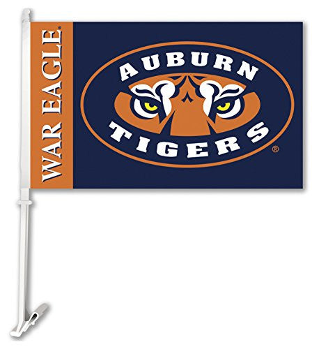 Car Flag W/Wall Brackett - 97345