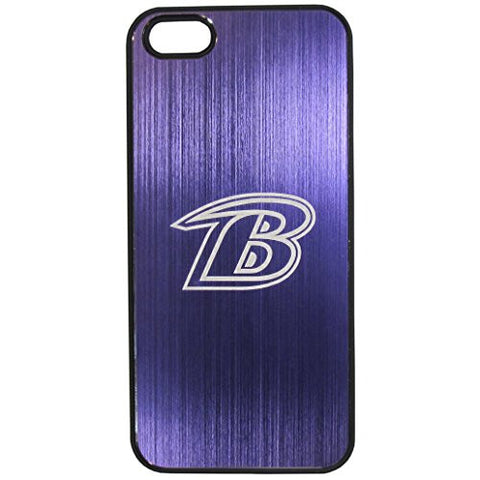 Baltimore Ravens Etched iPhone 5/5S Etched Case