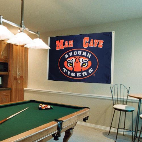Man Cave 3 Ft. X 5 Ft. Flag W/ 4 Grommets - 35645