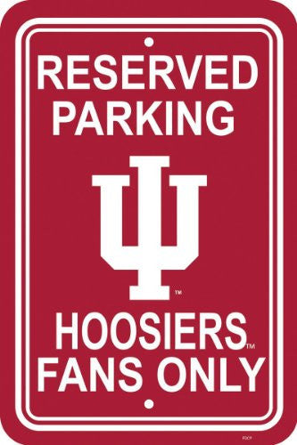 "12"" X 18"" Plastic Parking Sign - 50225"