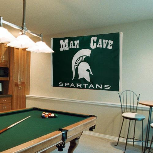 Man Cave 3 Ft. X 5 Ft. Flag W/ 4 Grommets - 95629