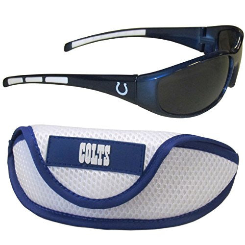 Indianapolis Colts Wrap Sunglass and Case Set