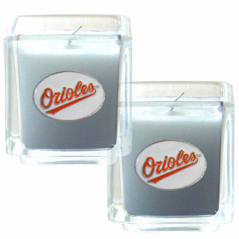 Baltimore Orioles Scented Candle Set