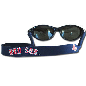 Boston Red Sox Neoprene Sunglass Strap
