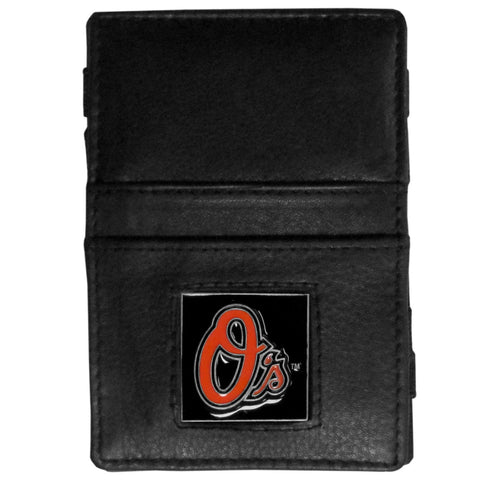 Baltimore Orioles Leather Jacob's Ladder Wallet