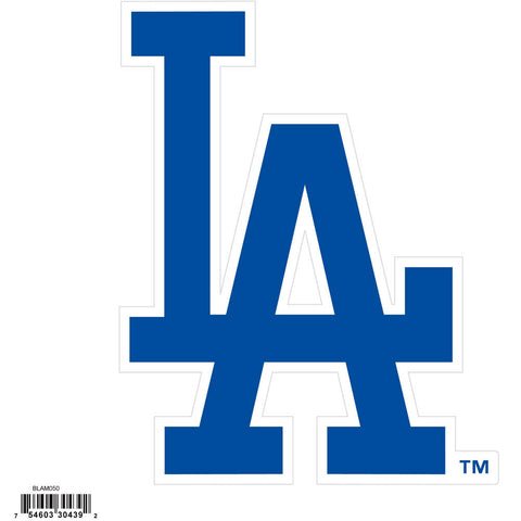 Los Angeles Dodgers 8 inch Logo Magnets