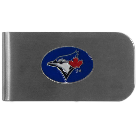 Toronto Blue Jays Bottle Opener Money Clip