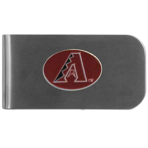 Arizona Diamondbacks Bottle Opener Money Clip