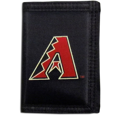 Arizona Diamondbacks Velcro Tri-fold Wallet