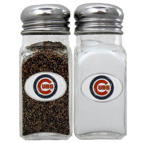 Chicago Cubs Salt & Pepper Shaker