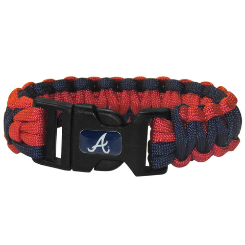 Atlanta Braves Survivor Bracelet