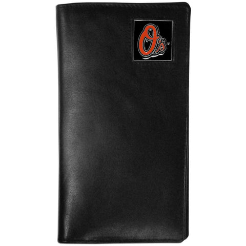 Baltimore Orioles Leather Tall Wallet