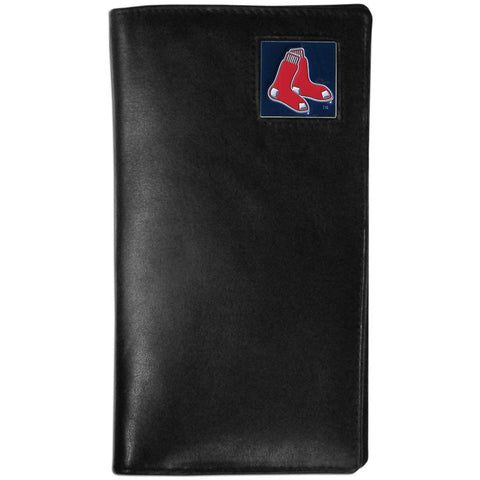 Boston Red Sox Leather Tall Wallet