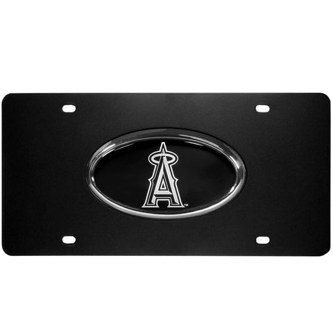 Los Angeles Angels of Anaheim Acrylic License Plate