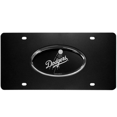 Los Angeles Dodgers Acrylic License Plate