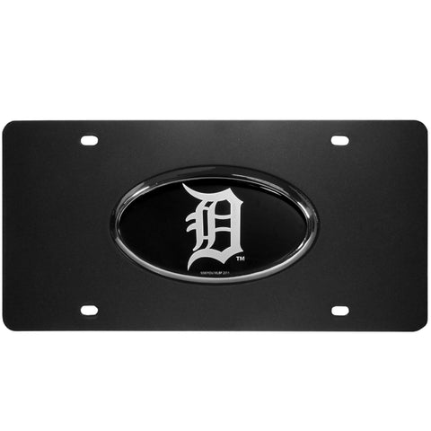 Detroit Tigers Acrylic License Plate