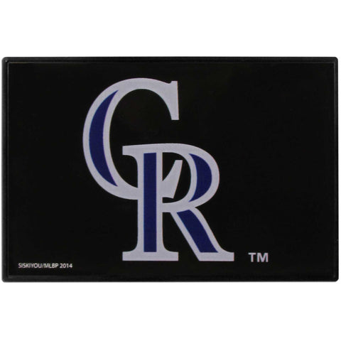 Colorado Rockies Game Day Wiper Flag