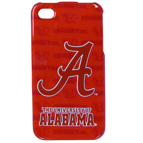 Alabama Crimson Tide iPhone 4/4S Graphics Snap on Case