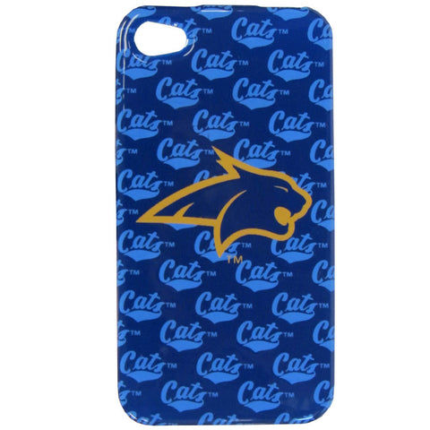 Montana St. Bobcats iPhone 4/4S Graphics Snap on Case