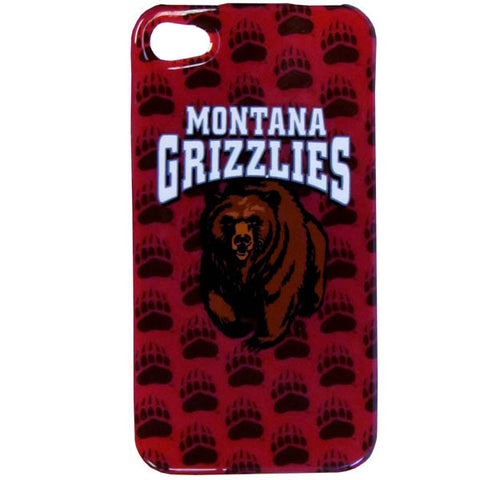 Montana Grizzlies iPhone 4/4S Graphics Snap on Case